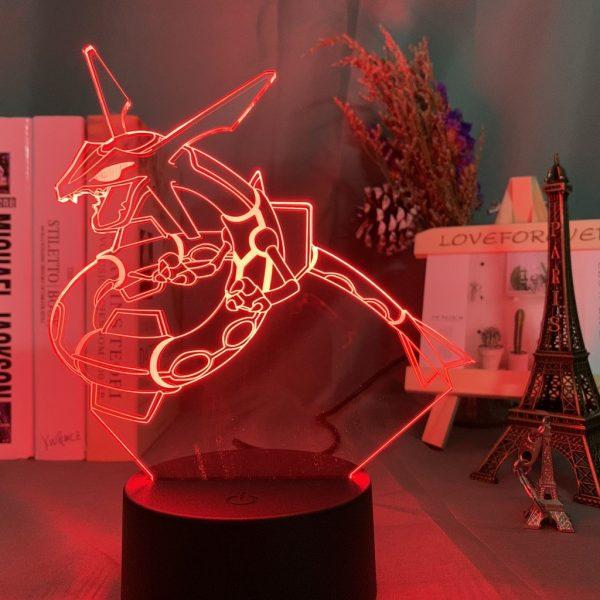 RAYQUAZA LED ANIME LAMP (POKEMON) Otaku0705 TOUCH Official Anime Light Lamp Merch