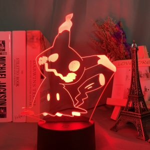 MIMIKYU LED ANIME LAMP (POKEMON) Otaku0705 TOUCH Official Anime Light Lamp Merch