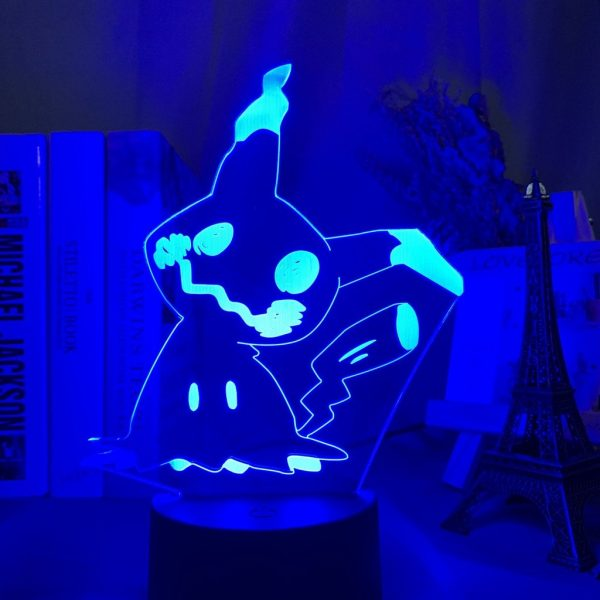 IMG 7471 - Anime 3D lamp