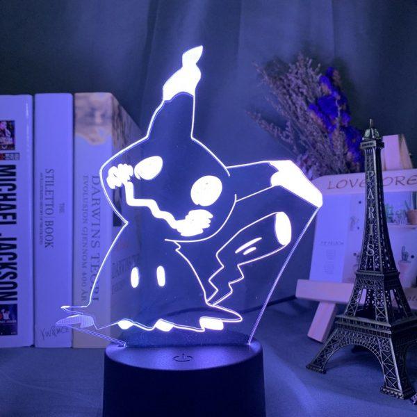 IMG 7472 - Anime 3D lamp