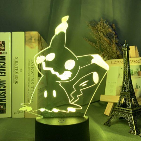 IMG 7473 - Anime 3D lamp