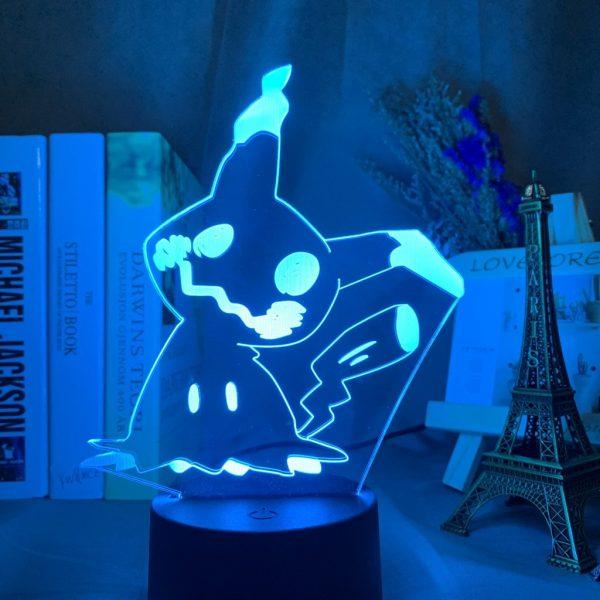 IMG 7474 - Anime 3D lamp