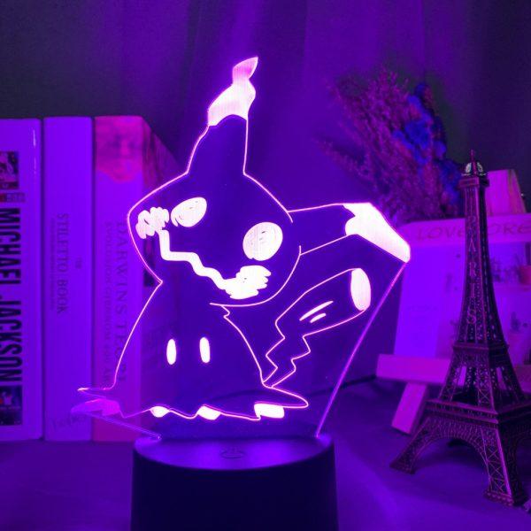 IMG 7475 - Anime 3D lamp