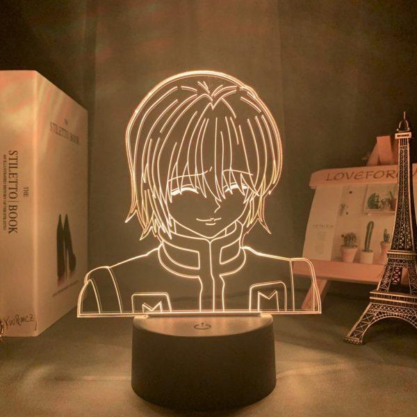IMG 7486 - Anime 3D lamp