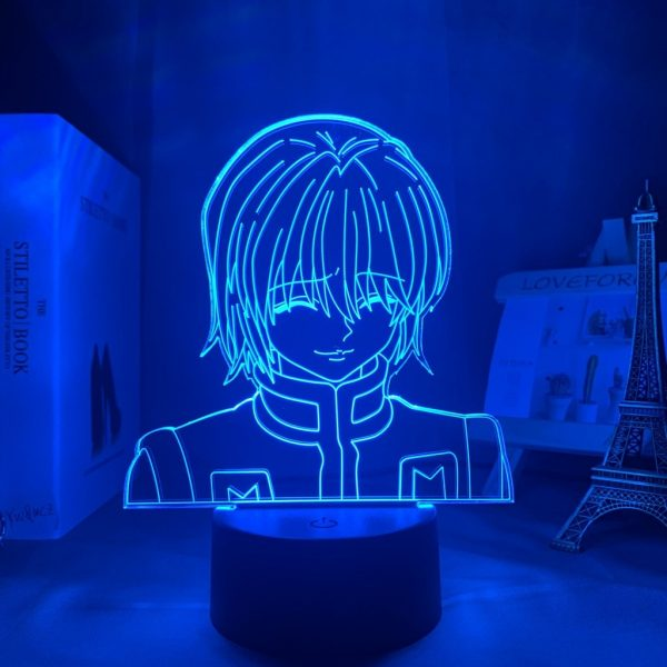 IMG 7487 - Anime 3D lamp