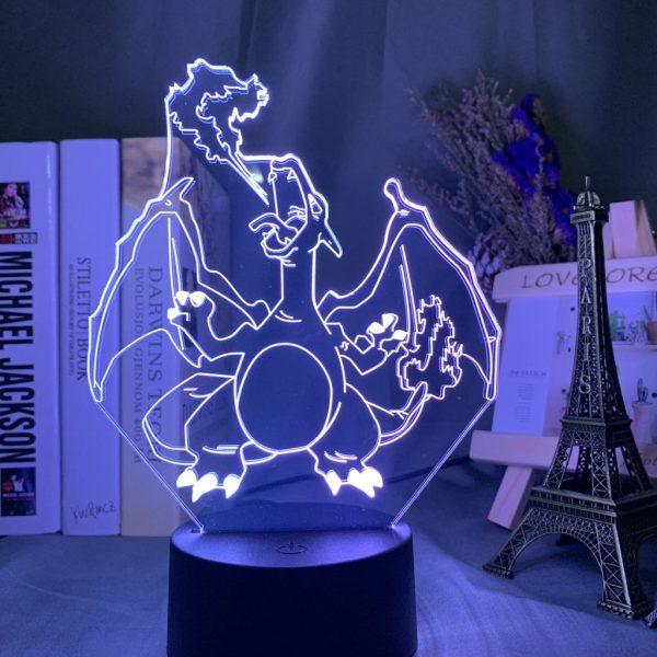 IMG 7489 - Anime 3D lamp