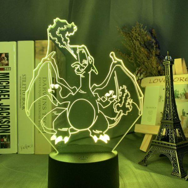 IMG 7490 - Anime 3D lamp