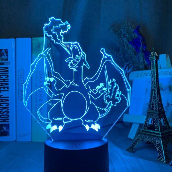 IMG 7491 - Anime 3D lamp