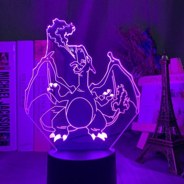 IMG 7492 - Anime 3D lamp