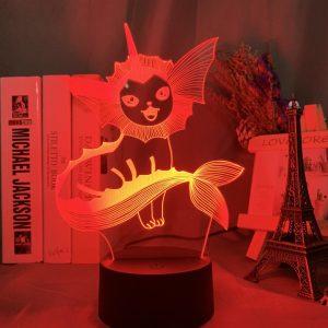 VAPOREON LED ANIME LAMP (POKEMON) Otaku0705 Default Title Official Anime Light Lamp Merch