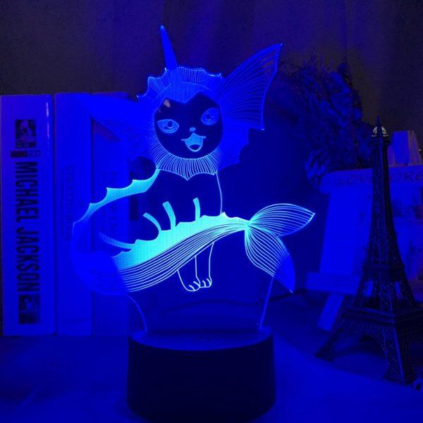 IMG 7496 - Anime 3D lamp