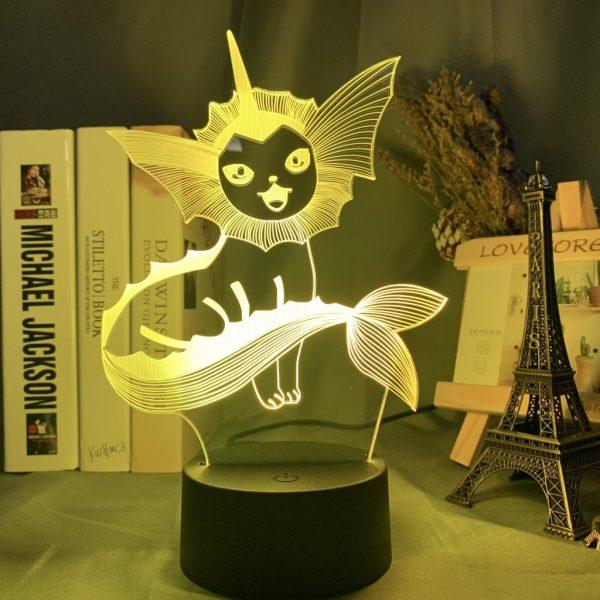 IMG 7498 - Anime 3D lamp