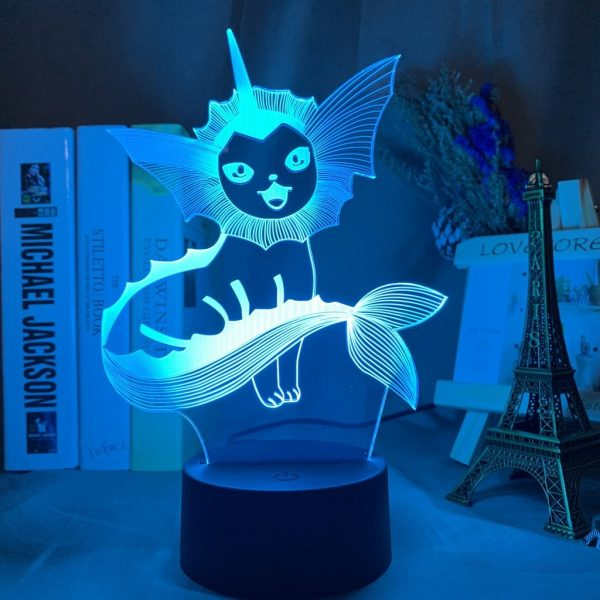 IMG 7499 - Anime 3D lamp