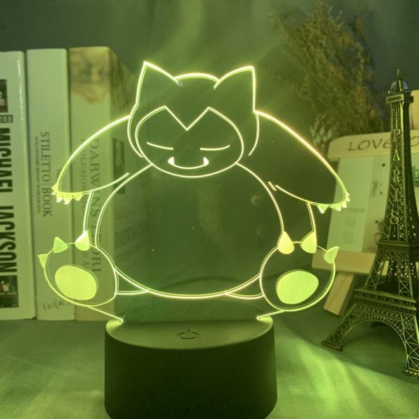 IMG 7505 - Anime 3D lamp