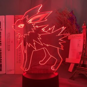 JOLTEON LED ANIME LAMP (POKEMON) Otaku0705 TOUCH Official Anime Light Lamp Merch