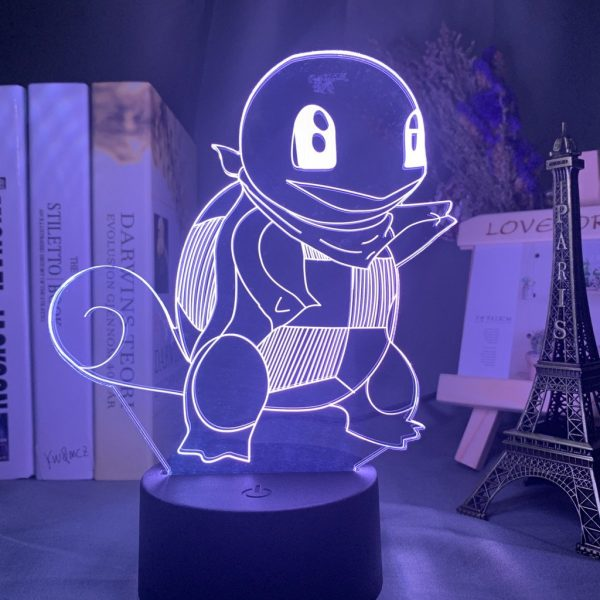 IMG 7537 - Anime 3D lamp