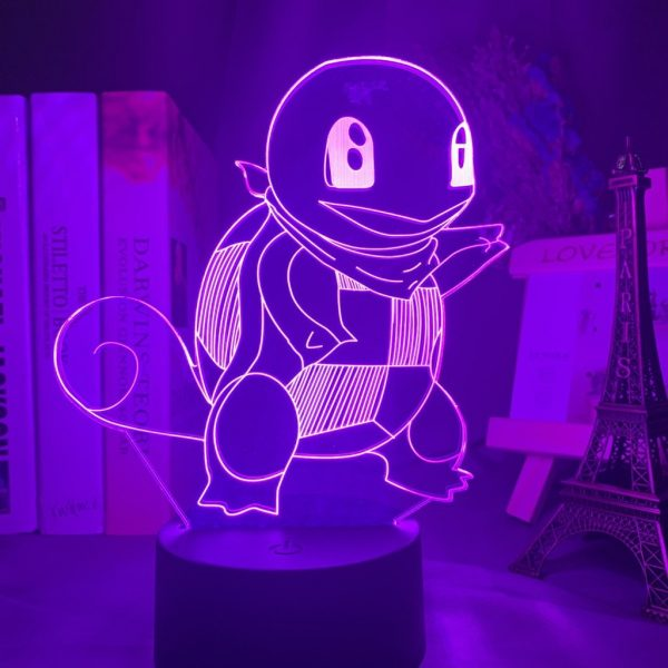 IMG 7540 - Anime 3D lamp