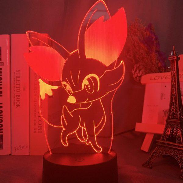 FENNEKIN LED ANIME LAMP (POKEMON) Otaku0705 TOUCH Official Anime Light Lamp Merch