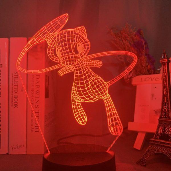 MEW LED ANIME LAMP (POKEMON) Otaku0705 Default Title Official Anime Light Lamp Merch