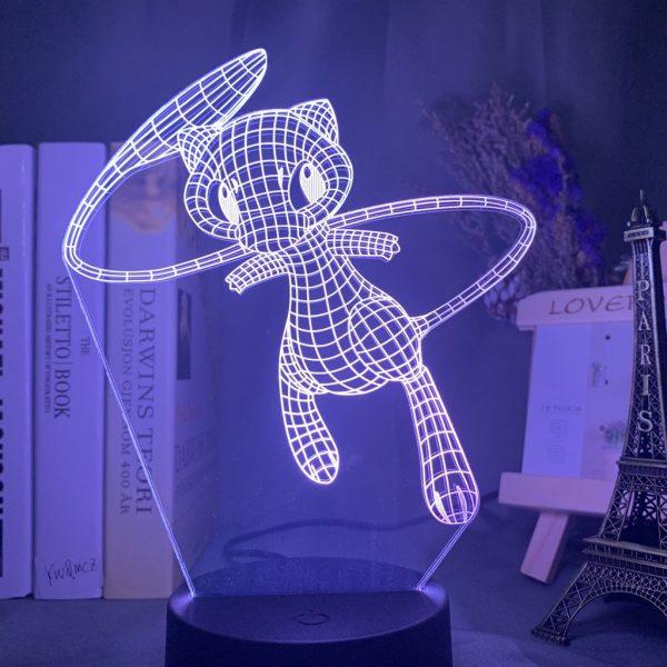 IMG 7553 - Anime 3D lamp