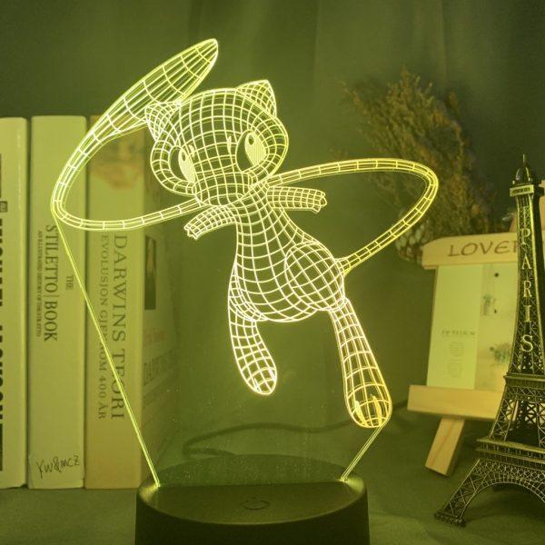 IMG 7554 - Anime 3D lamp