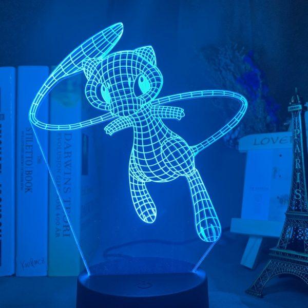 IMG 7555 - Anime 3D lamp