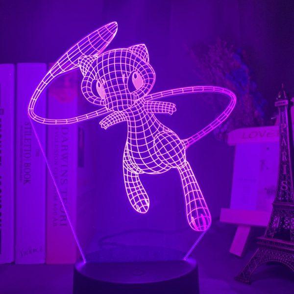 IMG 7556 - Anime 3D lamp