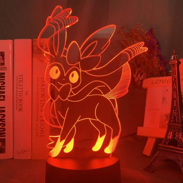 SYLVEON LED ANIME LAMP (POKEMON) Otaku0705 TOUCH Official Anime Light Lamp Merch