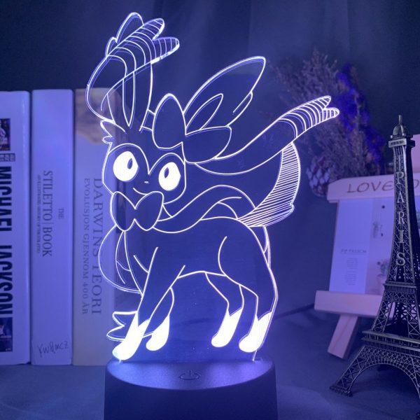 IMG 7576 - Anime 3D lamp