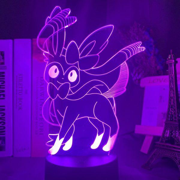 IMG 7579 - Anime 3D lamp