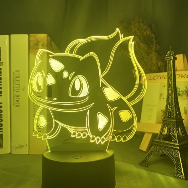 IMG 7585 - Anime 3D lamp