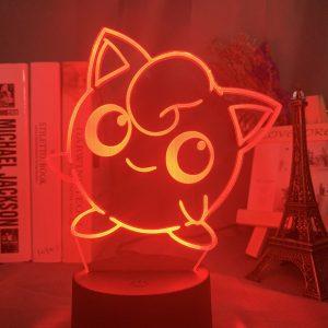 JIGGLYPUFF LED ANIME LAMP (POKEMON) Otaku0705 TOUCH Official Anime Light Lamp Merch