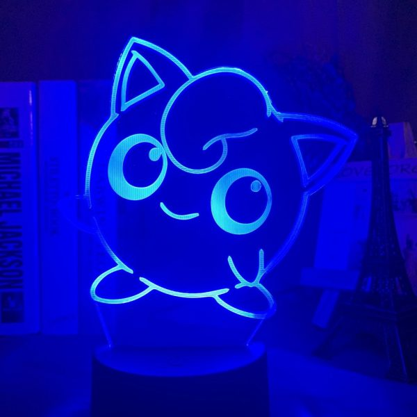 IMG 7592 - Anime 3D lamp