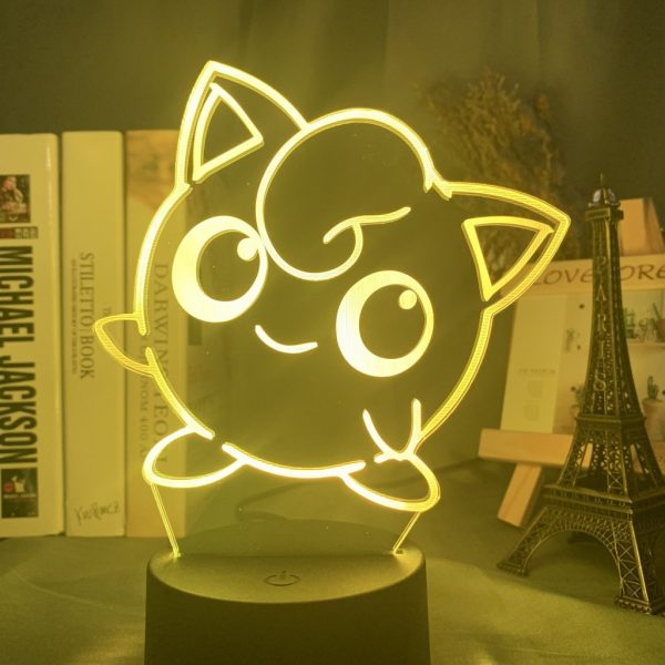 IMG 7594 - Anime 3D lamp