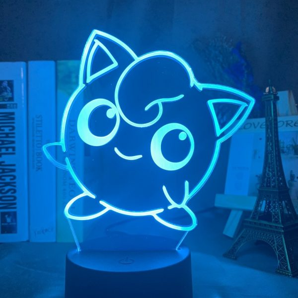 IMG 7595 - Anime 3D lamp
