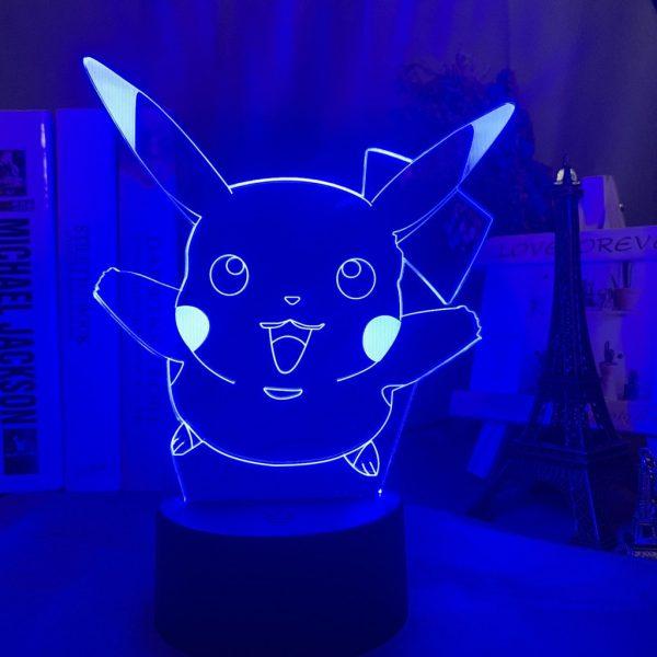 IMG 7599 - Anime 3D lamp