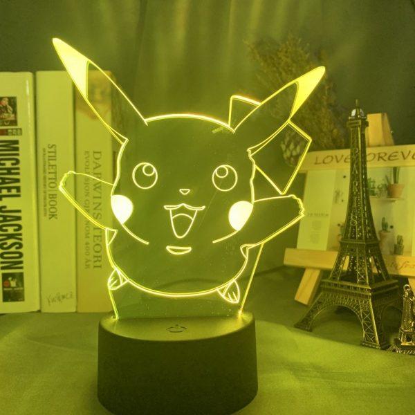 IMG 7601 - Anime 3D lamp
