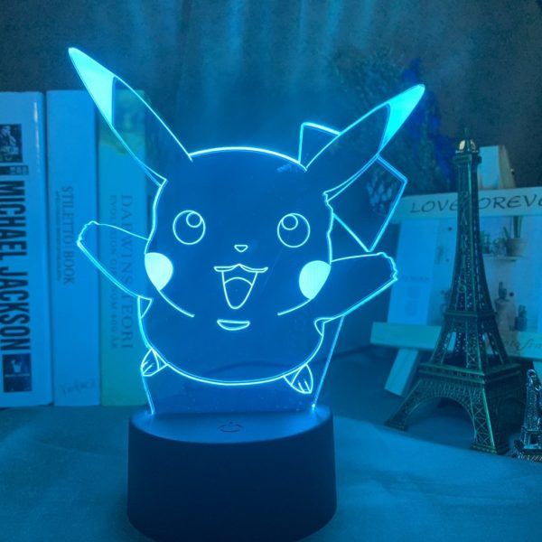 IMG 7602 - Anime 3D lamp