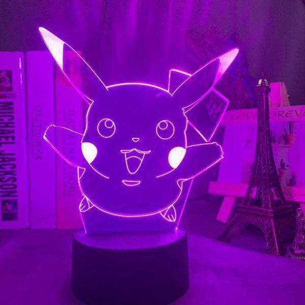 IMG 7603 - Anime 3D lamp