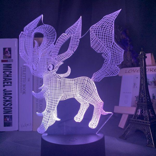 IMG 7608 - Anime 3D lamp