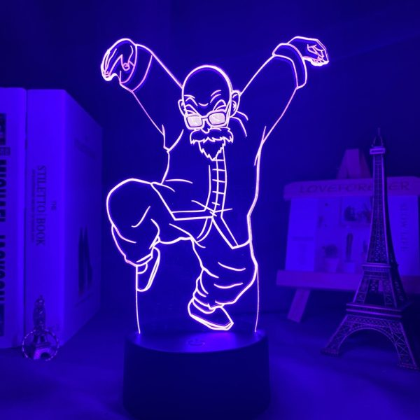 IMG 7639 - Anime 3D lamp