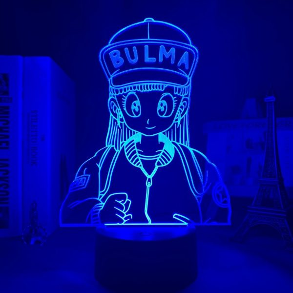 IMG 7694 - Anime 3D lamp