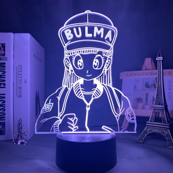 IMG 7695 - Anime 3D lamp