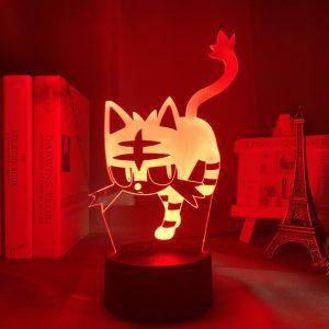 LITTEN LED ANIME LAMP (POKEMON) Otaku0705 TOUCH Official Anime Light Lamp Merch