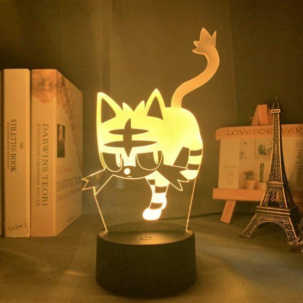 IMG 7879 - Anime 3D lamp