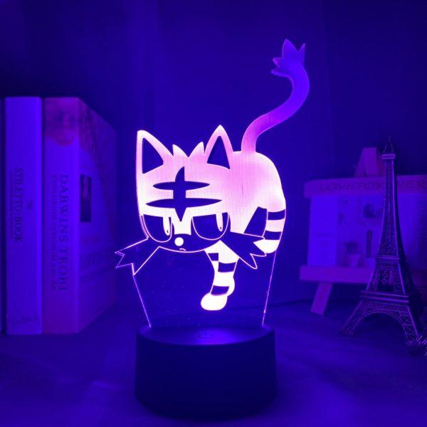IMG 7881 - Anime 3D lamp