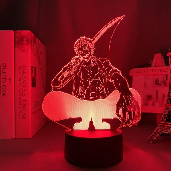 HAPPY ZORO LED ANIME LAMP (ONE PIECE) Otaku0705 TOUCH Official Anime Light Lamp Merch