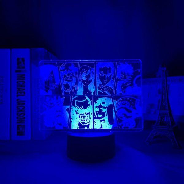 IMG 7913 - Anime 3D lamp
