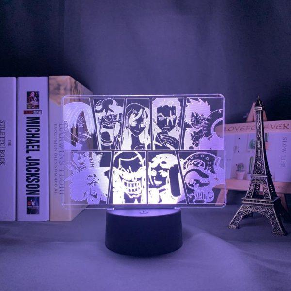 IMG 7914 - Anime 3D lamp