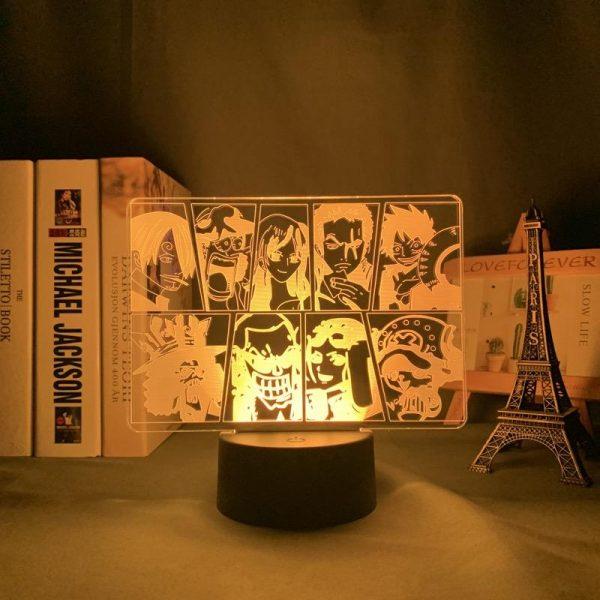 IMG 7915 - Anime 3D lamp